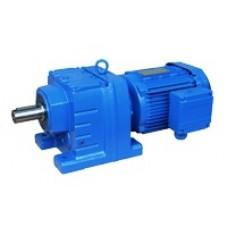 Voetuitvoering  R17 - 0,55 kW -  uitgaande as 20 mm