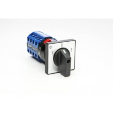 Omkeer nokkenschakelaar t.b.v. 1 fase elektromotor