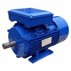 Elektromotor eenfase  0,09 kW - 3000 TPM - B3 - laag aanloopkoppel